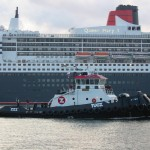 Z-TWO with QUEEN MARY 2