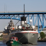 GLT towing CUYAHOGA in Cleveland