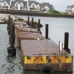 Perry's Landing Marina Breakwater