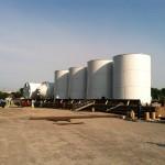 Custom Fabricated Tanks and Silos