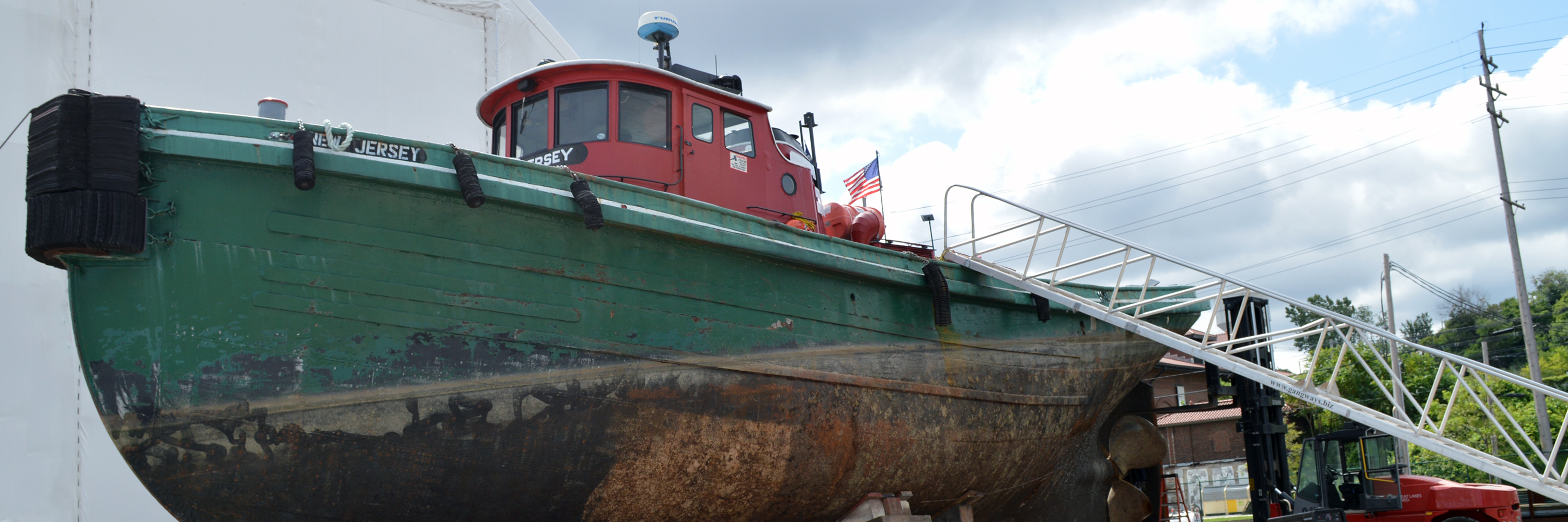 Towing Company Begins Work On 13th Tug As Part Of Its