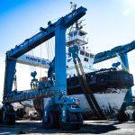 Great Lakes Shipyard - McKeil LEONARD M