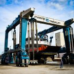 Great Lakes Shipyard Kelleys Island Ferry Boat Line Ferry CARLEE EMILY