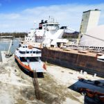 American SteamshipM/V BUFFALO