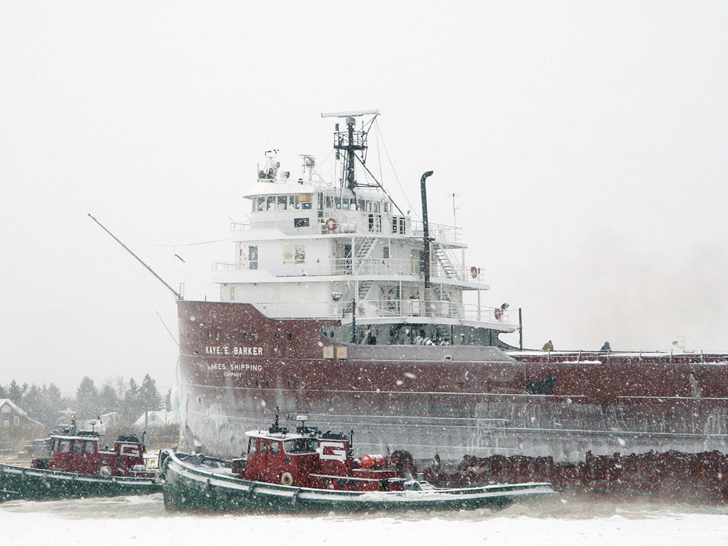 The Great Lakes Towing Company Boosts Green Marine U S