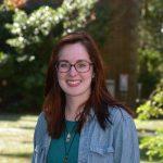 Katri Heitman, Webb Institute intern at Great Lakes Shipyard