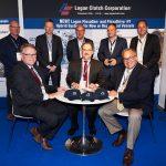Shipyard hybrid system partnership with Logan Clutch
