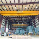 Overhead crane 10 ton shipyard